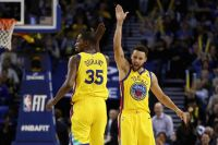 NBA Wrap: Durant stars as Warriors embarrass Thunder