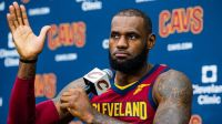 Sprained ankle has LeBron James questionable for opener vs. Celtics