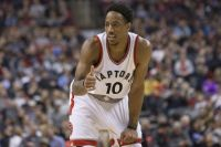 Raptors will have to stop slide without DeMar DeRozan