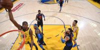 GAME RECAP: Warriors 112, Thunder 80